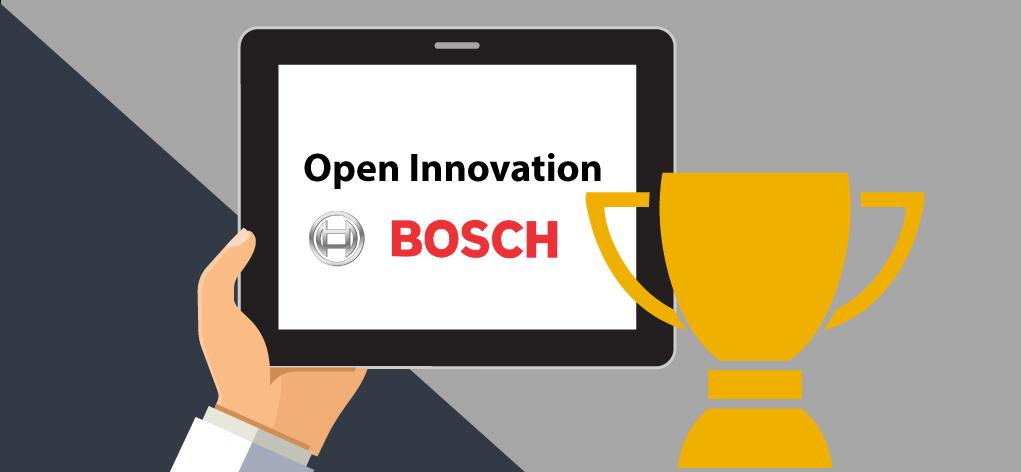 Poka receives Open Bosch Award